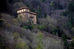 Talblick zur Villa
